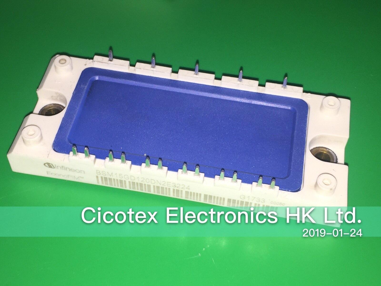 BSM15GD120DN2E3224 MODULE IGBT IGBT 2 ECONO2-2 basse puissanceBSM15GD120DN2E3224 MODULE IGBT IGBT 2 ECONO2-2 basse puissance