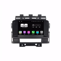 2 din 7 Android 8.1 Car Radio DVD GPS Multimedia Head Unit for Opel Astra J 2010 2013 With 2GB RAM Bluetooth WIFI Mirror link