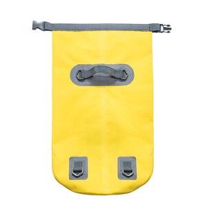 Image 4 - Mochila impermeable de PVC, bolsas a prueba de agua con capacidad 5l/10l/15l/20l/30l, para uso deportivo en natación y rafting