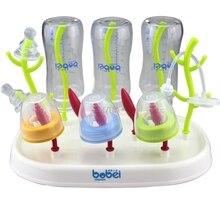 Бутылочки для кормления детей сушилка ниппель бутылка с соской держатель 3 стиля
