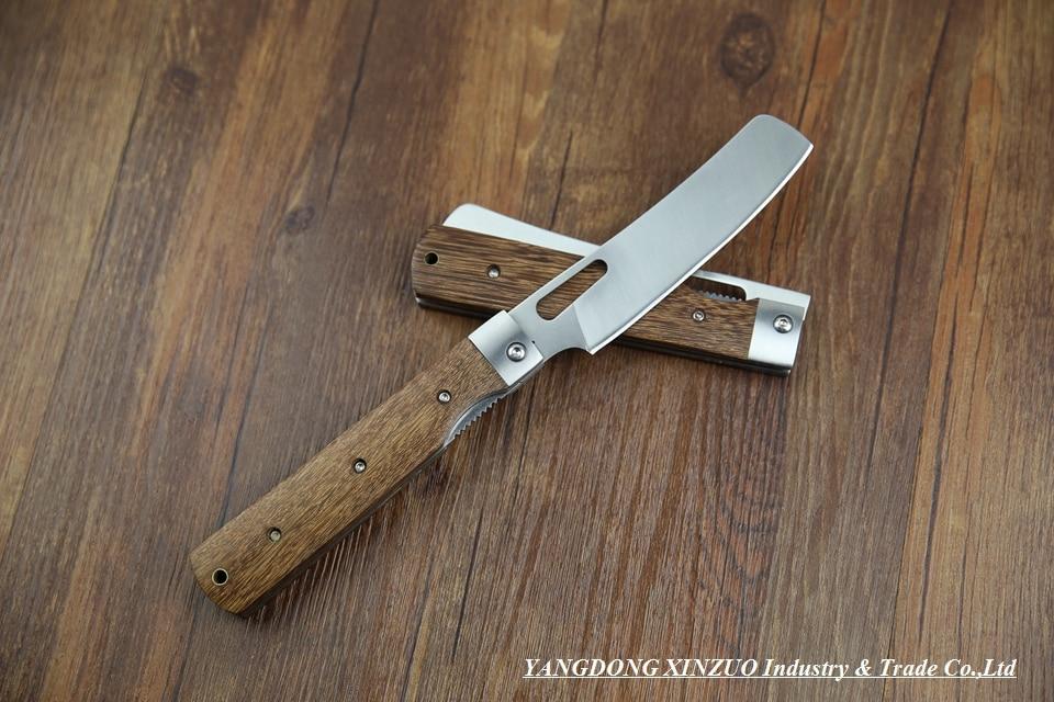 440a pocket folding kitchen chef knife table knife high
