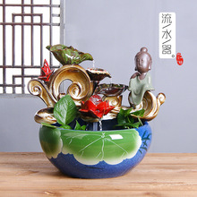 2019 Sale Incenso Queimador Encens Ceramic Aquarium Atomizing Humidifier Furnishing Articles Summer Air Conditioning Room Clean