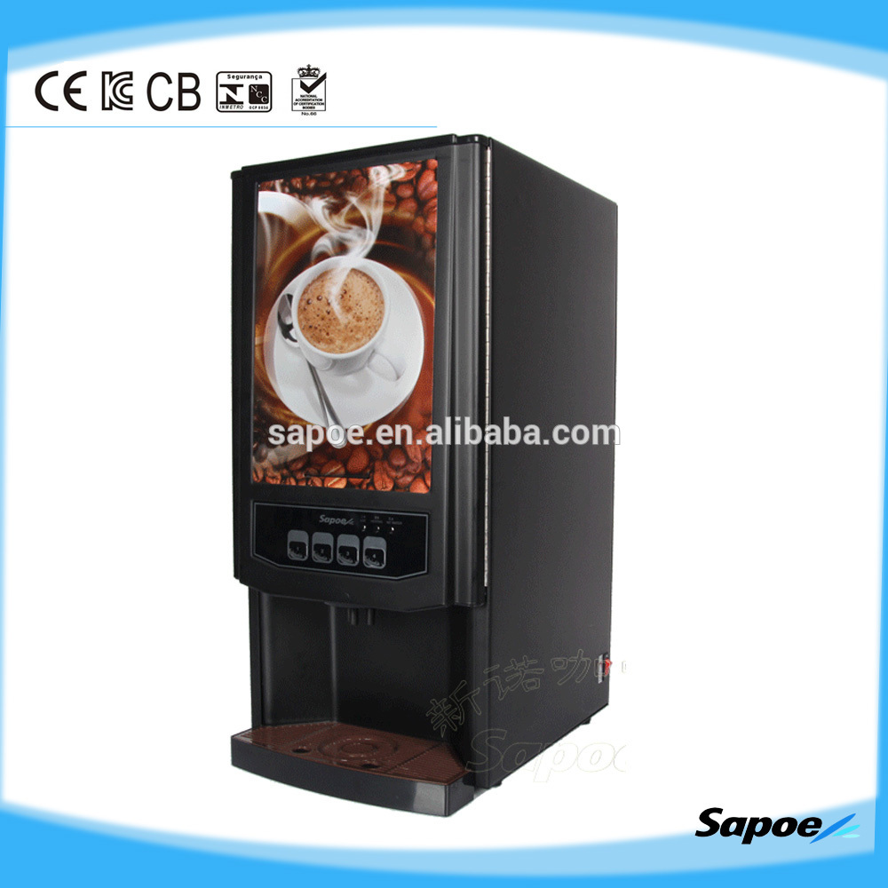 Metal Housing Hot drink machine Coffee Dispenser elegant 3 different drinks instant full automatic coffee vending machine сушка для овощей endever skyline fd 59