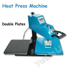 Double Plates Heat Press Machine High Quality Printing Machine HP3805D