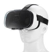 2n smartphone vr 3d משקפיים מציאות מדומה עור google קרטון מודל משחק וידאו אוזניות עבור 4-6 'טלפון + מרחוק חדש