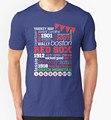 Бостон Ред Сокс Типография Футболки и мужские футболки