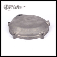 Right Side Engine Clutch Cover For ZS177MM ZONGSHEN NC250 KAYO T6 K6 BSE J5 RX3 ZS250GY 3 4 Valves Parts Motorcycle