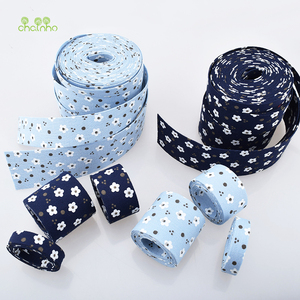 Chainho,High quality 5 Yard/Piece,Denim Ribbon,For Diy Handmade Gift Craft Packing Hair Accessories Wedding Materials Package(China)