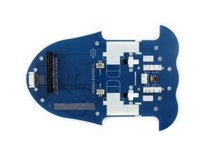 Image 4 - Waveshare AlphaBot Roboter kit kompatibel Raspberry Pi/Arduino IR fernbedienung Smart Auto geschwindigkeit messung kommen mit Kamera ect
