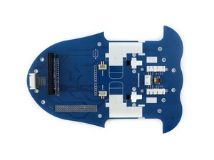 Image 4 - Waveshare kit Robot alphabet, compatible avec Raspberry Pi/Arduino, télécommande IR, mesure de la vitesse de voiture intelligente, livré avec caméra ect