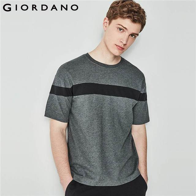 ef648dac688d Giordano Men Fast Dry Tshirt Summer Quick Dry T Shirt Male Breathable Summer  Tops For Men