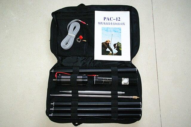 Pac 12 לייט מהדורה בגלים קצרים pac 12 gp נייד בגלים קצרים עם שקופיות רגולטור