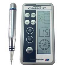 Высший сорт Перманентный макияж цифровая ручка Профессиональный бровей губ подводка для глаз тату машина набор+ Microblading пистолет Картридж иглы