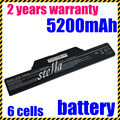 Batería del ordenador portátil para hp compaq 510 jigu 511 610 business notebook 6720 s 6735 s 6730 s 6820 s 6830 s hstnn-ib62 hstnn-ob62 hstnn-lb51