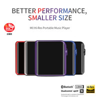 Xiaomi SHANLING M0 ES9218P 32bit /384kHz Bluetooth AptX LDAC DSD MP3 FALC Portable Music Player Hi Res Audio