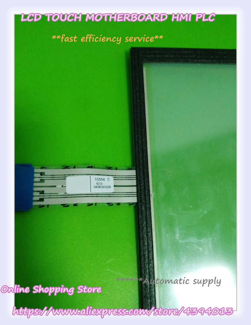 10365 10365 B P/N 10554 C touch screen touch panel glass цена