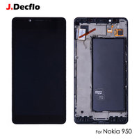 1PC Original Tested For Nokia Lumia 950 RM 1104 RM 1118 5 2 LCD Display Touch