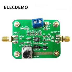 Image 2 - AD8367 Module Authentic Guarantee 500MHz 45dB Linear Variable Gain Amplifier function demo board