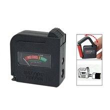 KSOL Новый Компактный Легкий в Использовании Заряда Батареи Тестер Для Фонари Часы Калькуляторы