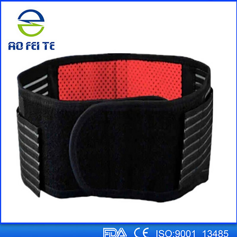 Medical Belt Tourmaline Belt Self Heating Thermal Promote Blood Circulation Lower Waist Orthopedic Back Support Belt XXXL Y011