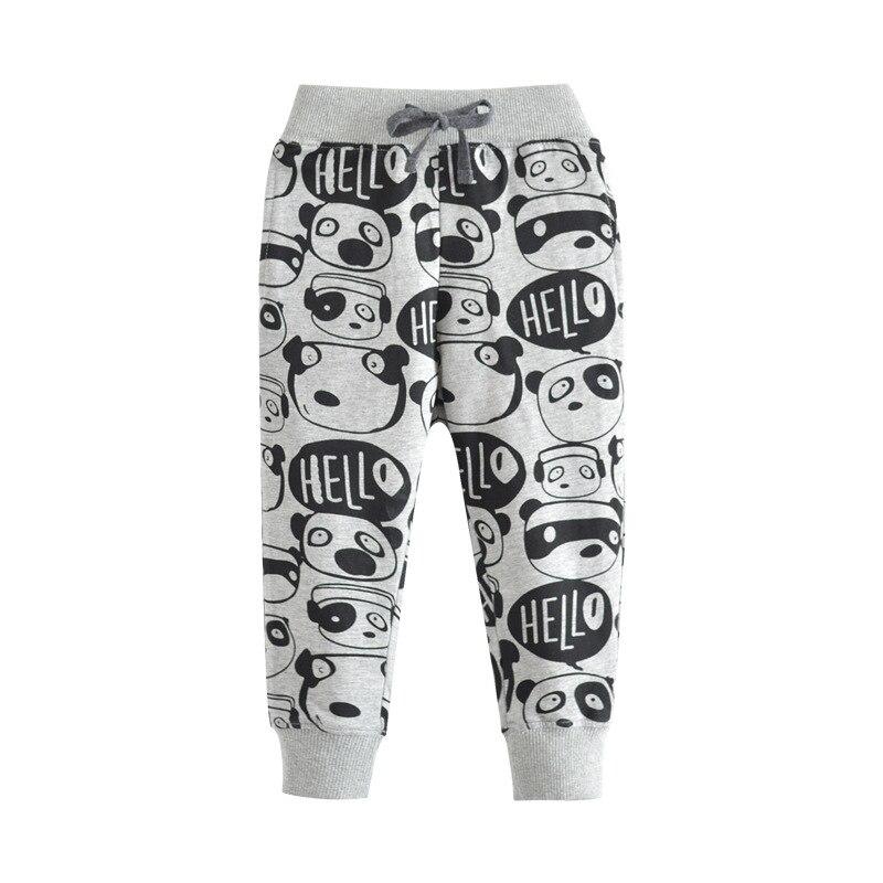 [DAISYKOO] Kids Boys Pants Trousers Clothes 2017 Autumn Casual Cotton Elastic Waist Pencil Pants for Boys Children Clothing C019 boys elastic waist solid pants