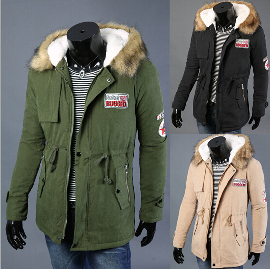 Popular Mens Military Coat-Buy Cheap Mens Military Coat lots from