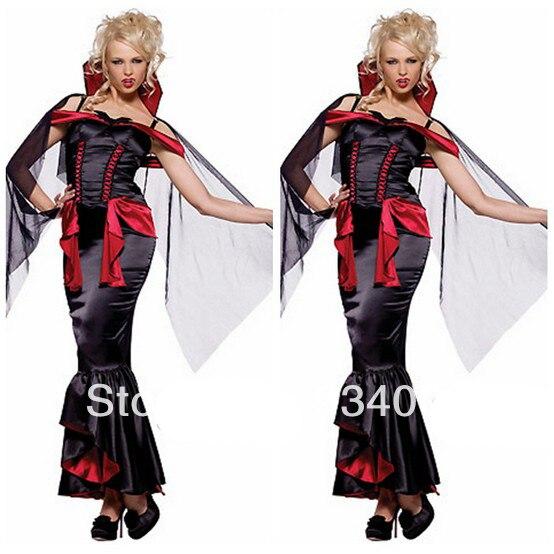 Women evening dress, luxury halloween costumes, new modern evening dress