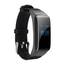 Bluetooth SmartBand Смарт часы-браслет DF22 HiFi Звук гарнитуры цифровые наручные калорий, шагомер трек Фитнес сна Мониторы