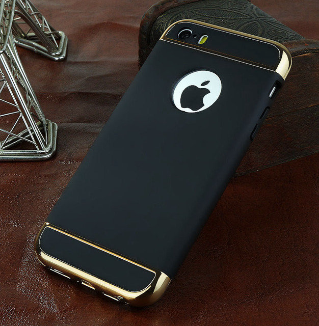 Case For Iphone 5S 5 7 S 6 Anti Knock Coque Funny Matte Hard Plastic Cover 360 Degree Protection Phone Bag Case For Iphone 5