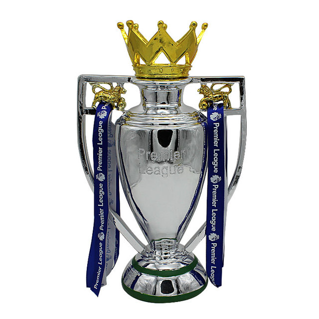 New Style Big Size 45cm Replica EPL Trophy FA Cup English Premier League Champion Fantasy Game