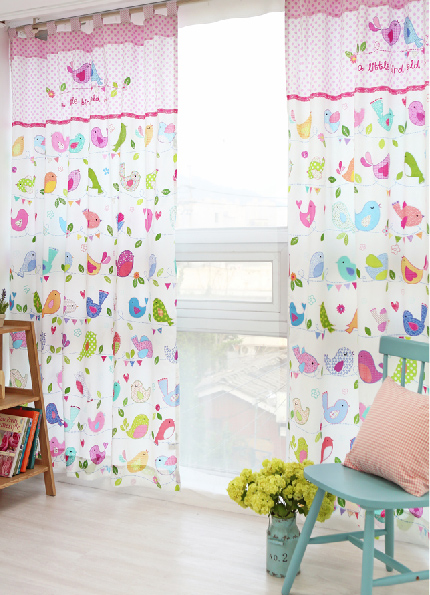 Online Buy Wholesale kids curtain fabric from China kids curtain ...