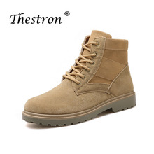 New Trend Tactical Boots Hot Sale Winter Shoes Men Fashion Cushioning Anti-Slip Special Force Male Brand Ankle