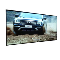 Front maintain p5.95 p8 p10 outdoor waterproof panel led screen display