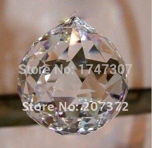 Enthusiastic Garland Chakra Spectra 1pcs Suncatcher Glass Crystal Pendant Lamp Chandelier Prisms Parts Feng Shui Pendants 30mm Chandelier Crystal