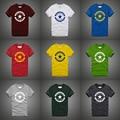 Summer tshirt cotton high quality men brand clothing hip hop star decorate