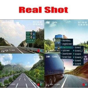 Image 5 - ฟรี DHL HDVR9804 1080 P H.264 4CH AHD Hdd DVR GPS WIFI G   sensor 3G 4G ฮาร์ดดิสก์บันทึกวิดีโอระบบสำหรับรถ Bus