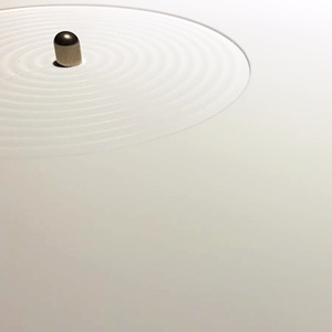 """Image 3 - Alfombrilla acrílica antideslizante para fonógrafo giradiscos, vinilo, 3MM, mejora la calidad del sonido, 12"""""""