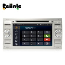 Beiinle Android 4 4 4 GPS Navigator font b DVD b font Radio QUAD CORE 16G