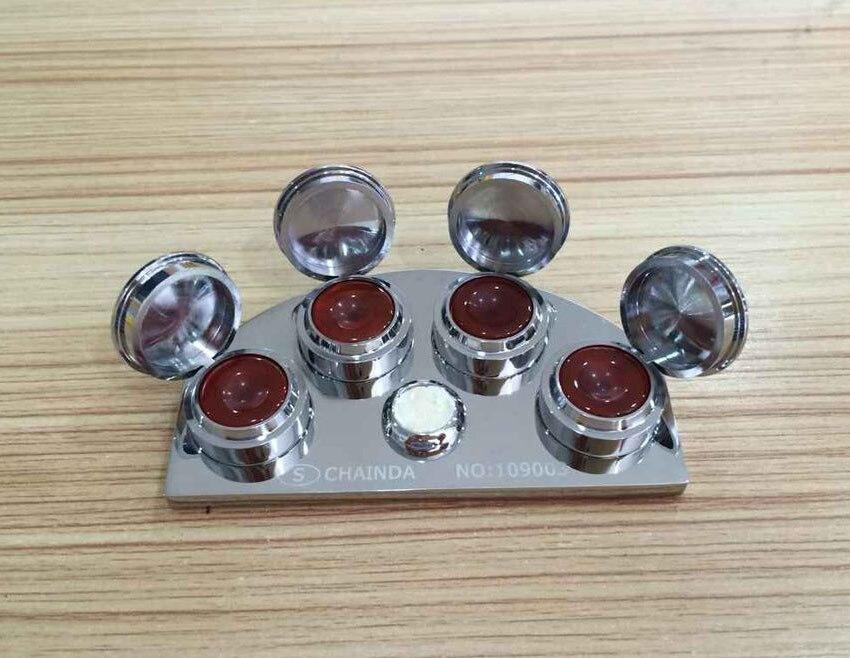 Lubrificador Stand Latão Polido Para Relojoeiro e Relógio reparação