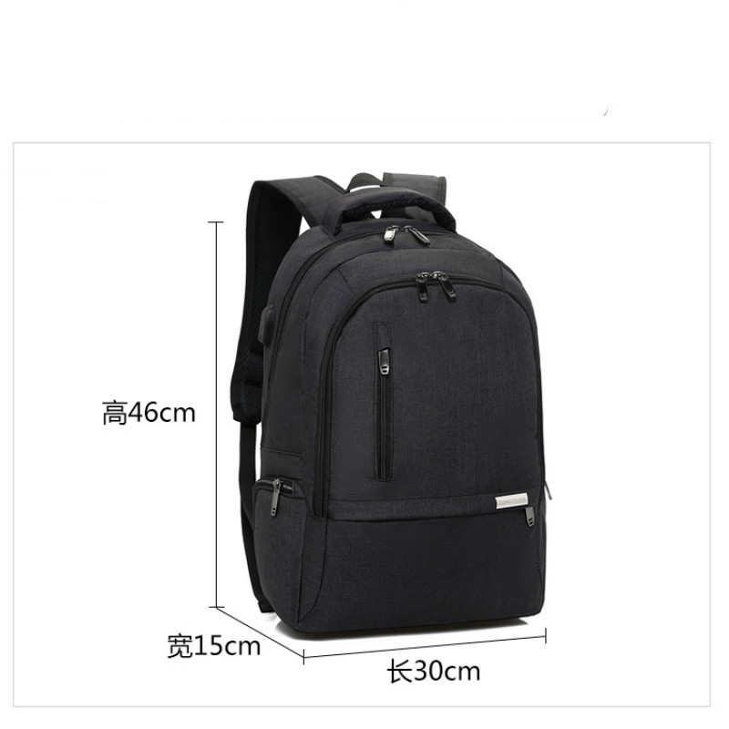 Waterproof Backpacks USB Charge Anti Theft Backpack Men Laptop Backpacks Fashion Travel School Bags Bagpack Sac A Dos Mochila in Backpacks from Luggage Bags