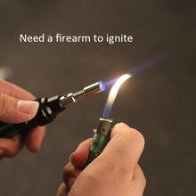1300 Цельсия бутан газовый сварочный паяльник сварочная ручка в форме горелки выдувной фонарь Газовый паяльник беспроводной бутан наконечник инструмент