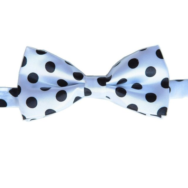0f7cd96e98ff Dotted boys bowties pattern bow ties white tie Print bowtie kids' gift many  designs striped