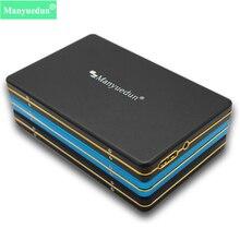 Высокоскоростной usb 3,0 внешний жесткий диск hdd hd жесткий диск 1 ТБ мобильный жесткий диск 1000 Гб hdd устройства для хранения для компьютерного стола lapto