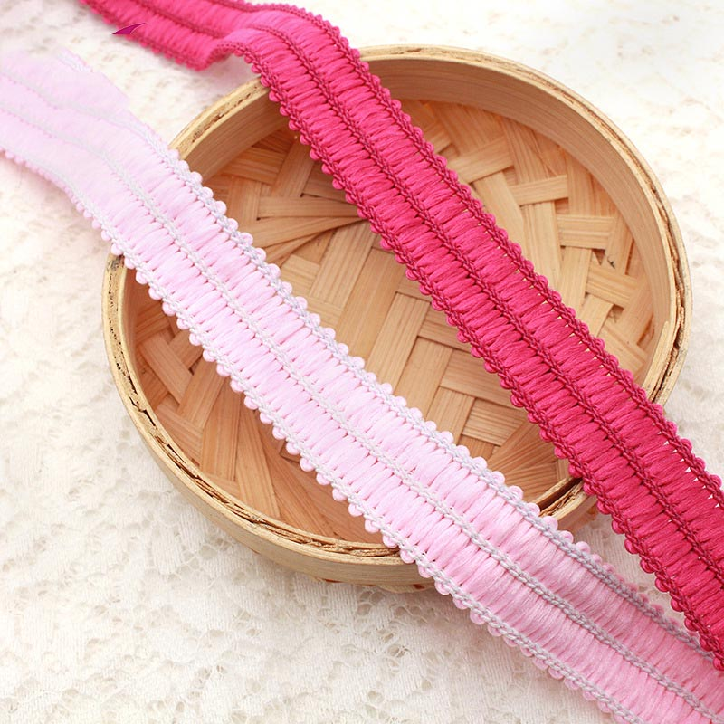 15Yards Elastic Sequins Lace Ribbons Stretch Lace Trim Webbings Fabric Dance Dress Paillette Applique DIY Wedding Party Decor in Lace from Home Garden