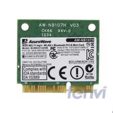 Адаптер Wi Fi bluetooth BCM943142HM, 150 Мбит/с, Broadcom BCM943142 802.11b/g/n, Wi Fi + BT 4,0, половинный Mini PCI e