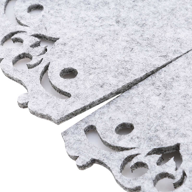 Camélia Pacote Cesta De Armazenamento Kit De Costura Ofício DIY Pacote de Material de Feltro Handwork Sacos de Artigos Diversos de decoração para casa