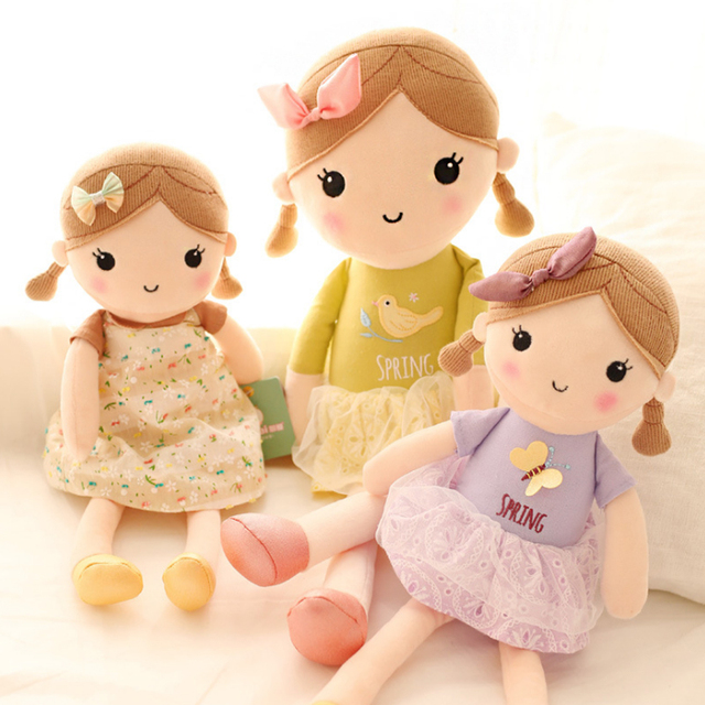 Toys For Girls Product : Aliexpress buy duoai plush soft toys flower girls