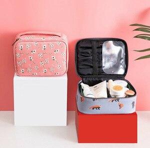 Image 4 - Nouveau modèle INS réseau rouge maquillage paquet Portable avec un accepter paquet corée Concise fille centralisation (052)