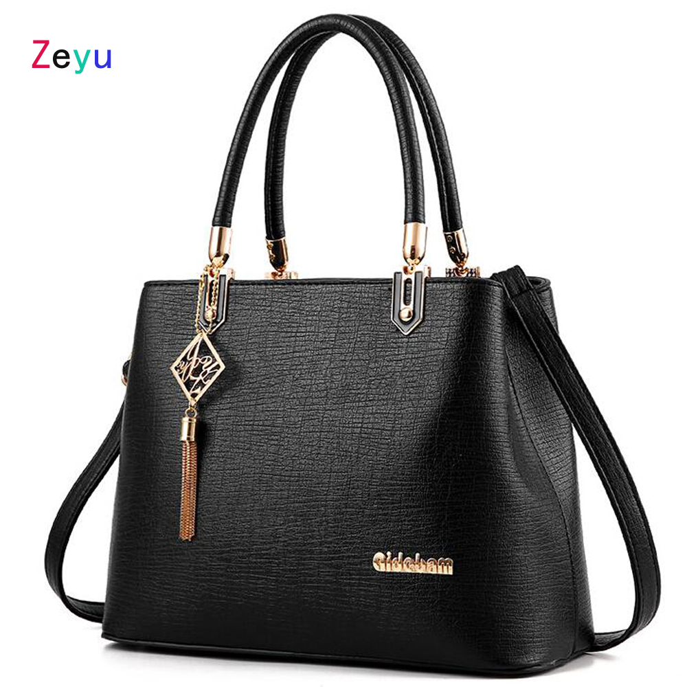 купить Hot Simple Design Fashion Women Handbags Shoulder Bags Genuine Leather Bags Messenger Bags Simple Design недорого