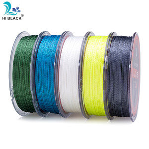 2019 NEW Fishing Line 4 Strands PE Braided 100 Meters Multifilament Fishing Line Rope peche carpe Fishing Wire